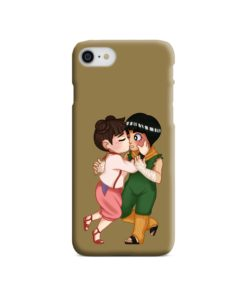 Rock Lee Chibi Anime Naruto for iPhone 8 Case
