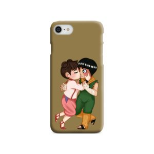 Rock Lee Chibi Anime Naruto for iPhone SE (2020) Case