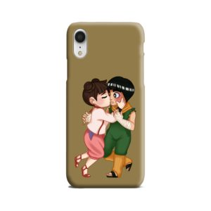 Rock Lee Chibi Anime Naruto for iPhone XR Case Cover
