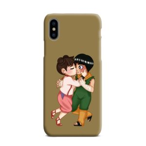 Rock Lee Chibi Anime Naruto for iPhone XS Max Case Cover