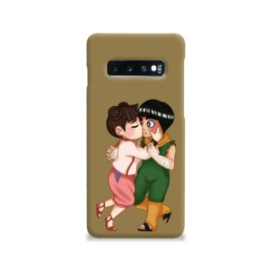 Rock Lee Chibi Anime Naruto for Samsung Galaxy S10 Case