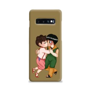 Rock Lee Chibi Anime Naruto for Samsung Galaxy S10 Plus Case Cover