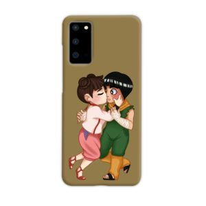 Rock Lee Chibi Anime Naruto for Samsung Galaxy S20 Case Cover
