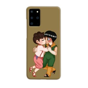 Rock Lee Chibi Anime Naruto for Samsung Galaxy S20 Plus Case Cover