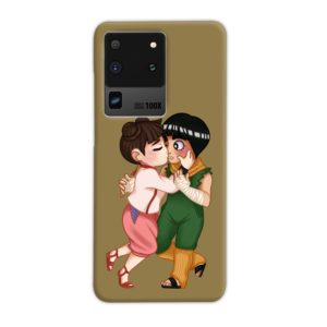 Rock Lee Chibi Anime Naruto for Samsung Galaxy S20 Ultra Case
