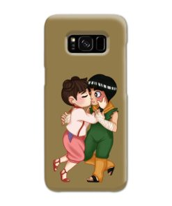 Rock Lee Chibi Anime Naruto for Samsung Galaxy S8 Case Cover