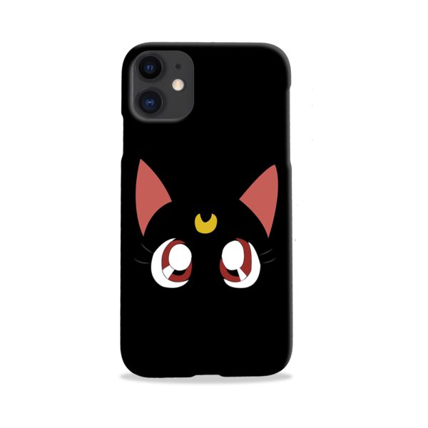 Sailor Moon Cat Luna iPhone 11 Case