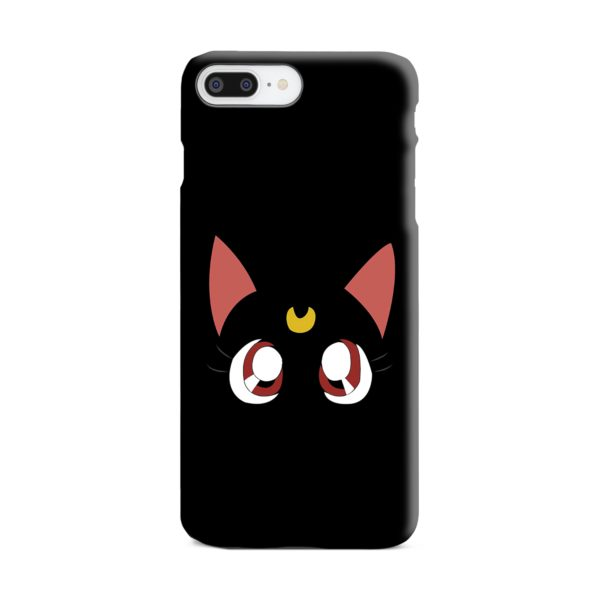 Sailor Moon Cat Luna iPhone 8 Plus Case