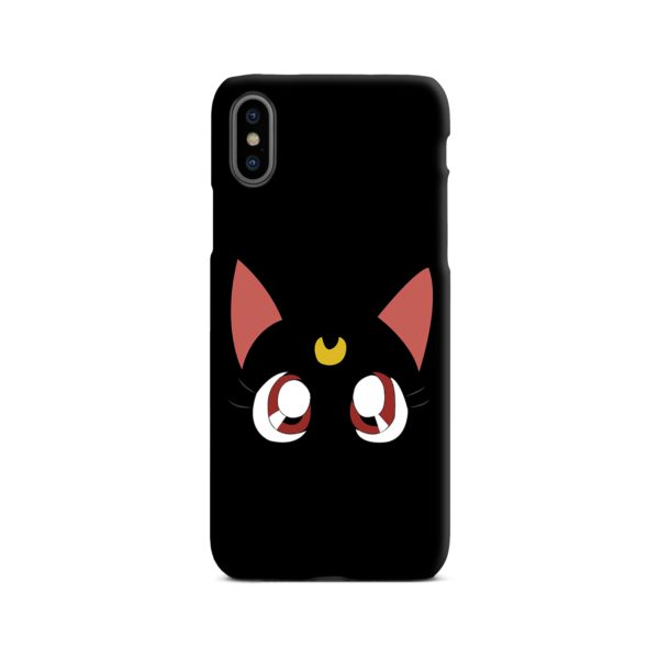 Sailor Moon Cat Luna iPhone X / XS Case
