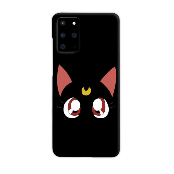 Sailor Moon Cat Luna Samsung Galaxy S20 Plus Case