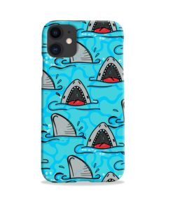 Shark Mouth Pattern for iPhone 11 Case Cover