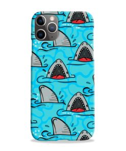 Shark Mouth Pattern for iPhone 11 Pro Max Case Cover