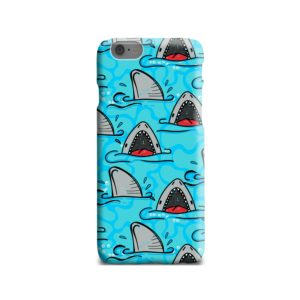 Shark Mouth Pattern for iPhone 6 Case