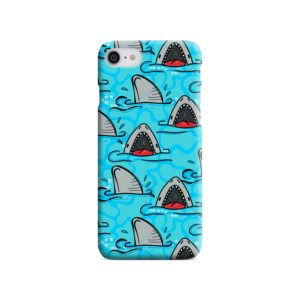 Shark Mouth Pattern for iPhone 7 Case