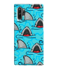 Shark Mouth Pattern for Samsung Galaxy Note 10 Case