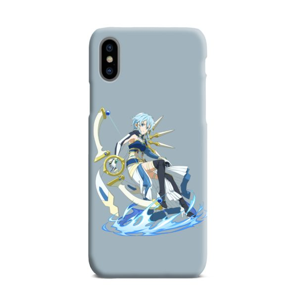 Solus Sword Art Online for iPhone XS Max Case Cover