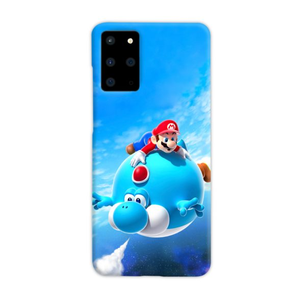 Super Mario 3d All Stars Samsung Galaxy S20 Plus Case