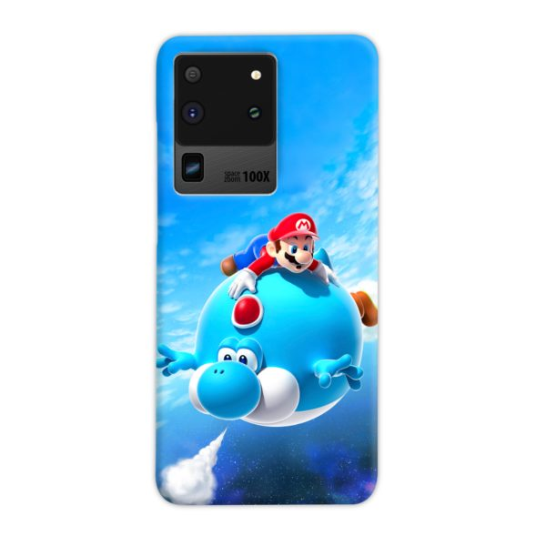 Super Mario 3d All Stars Samsung Galaxy S20 Ultra Case