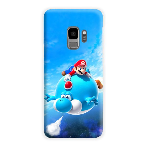 Super Mario 3d All Stars Samsung Galaxy S9 Case
