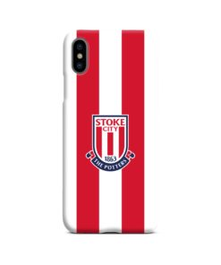 The Potters Stoke City FC iPhone X / XS Case