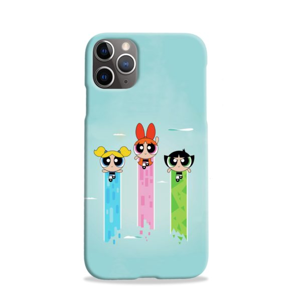 The Powerpuff Girls iPhone 11 Pro Case