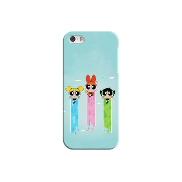 The Powerpuff Girls iPhone 5 Case