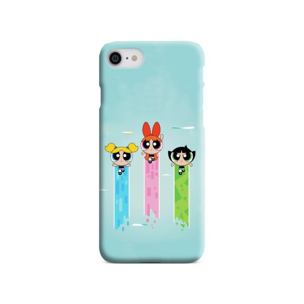 The Powerpuff Girls iPhone SE (2020) Case