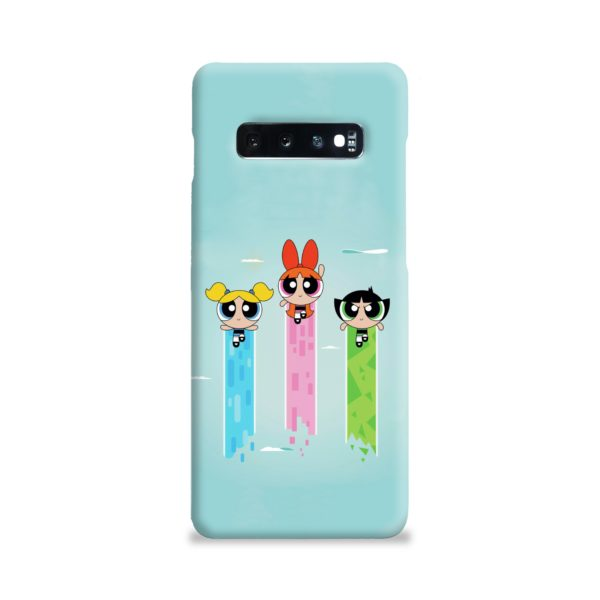 The Powerpuff Girls Samsung Galaxy S10 Plus Case