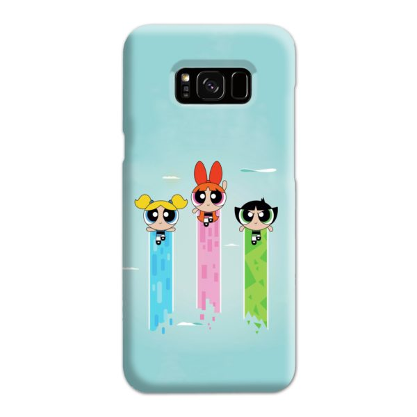The Powerpuff Girls Samsung Galaxy S8 Plus Case