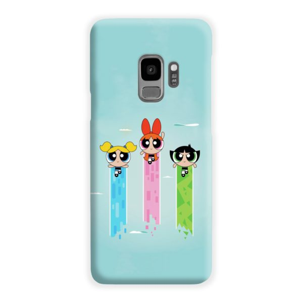 The Powerpuff Girls Samsung Galaxy S9 Case