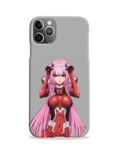 Zero Two Darling in The Franxx for iPhone 11 Pro Case Cover