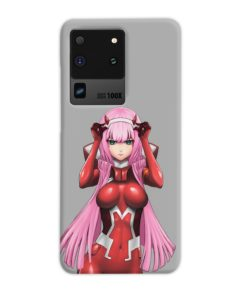 Zero Two Darling in The Franxx for Samsung Galaxy S20 Ultra Case