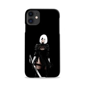 2B Nier Automata iPhone 11 Case