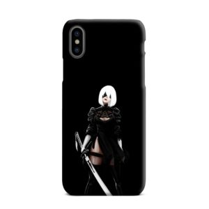 2B Nier Automata iPhone XS Max Case