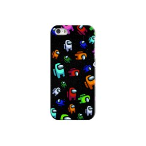 Among Us Pattern iPhone 5 Case