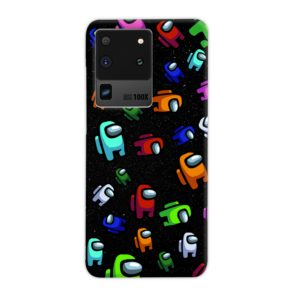 Among Us Pattern Samsung Galaxy S20 Ultra Case