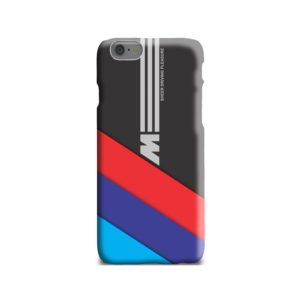 BMW M Sport Sheer Driving Pleasure iPhone 6 Case
