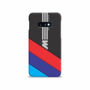 BMW M Sport Sheer Driving Pleasure Samsung Galaxy S10e Case