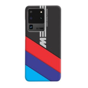 BMW M Sport Sheer Driving Pleasure Samsung Galaxy S20 Ultra Case