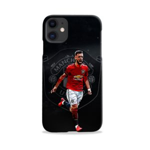 Bruno Fernandes Art MUFC iPhone 11 Case