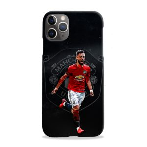 Bruno Fernandes Art MUFC iPhone 11 Pro Max Case