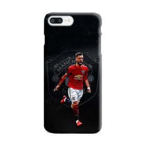 Bruno Fernandes Art MUFC iPhone 7 Plus Case