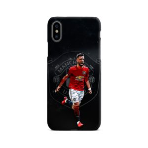 Bruno Fernandes Art MUFC iPhone X / XS Case