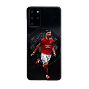 Bruno Fernandes Art MUFC Samsung Galaxy S20 Plus Case