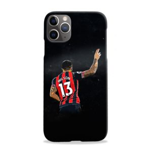 Callum Wilson Art iPhone 11 Pro Max Case