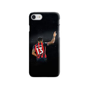 Callum Wilson Art iPhone 8 Case