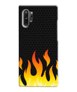 Carbon Flame Samsung Galaxy Note 10 Case