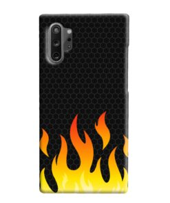 Carbon Flame Samsung Galaxy Note 10 Plus Case