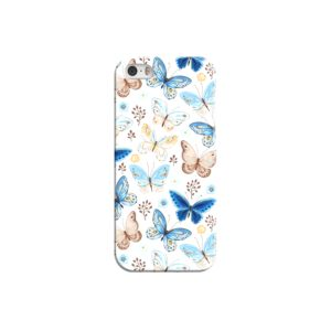 Colorful Butterflies Flying iPhone 5 Case