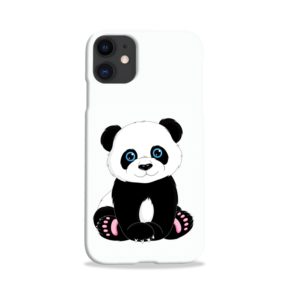 Cute Panda Cartoon iPhone 11 Case